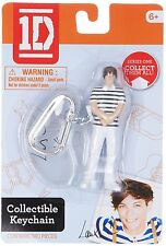 One Direction 1D LOUIS Collectible Keychain Backpack Carabiner Figurine NEW