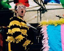 Silueta futura Vintage Gafas de Sol Original Super Raro 1974 Elton John nos