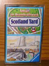 MC Hörspiel Scotland Yard 24 Karussell