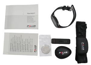 Polar RCX3 RUN Sportuhr Trainingsuhr, Polar Wearlink WIND und s3+ Laufsensor