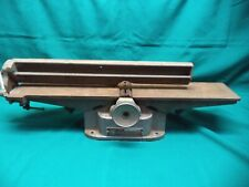 "Vintage 4"" Delta Milwaukee Homecraft Precision Jointer Rockwell Woodworking"