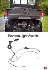 Polaris Ranger LED Back-up Reverse Light ATV RZR Sportsman ~ Fused Switch Kit