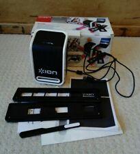 More details for ion slides 2 pc 35mm slide and film scanner *no software disc*