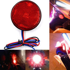 12V LED Reflector Rear Tail Brake Stop Marker Light For JEEP SUV Truck Trailer