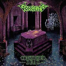 GORGUTS - CONSIDERED DEAD   VINYL LP NEW!
