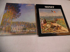 Monet in the '90's The Series Paintings Tucker Monet Martini 2 Lot 86-3B