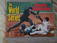 Sports Illustrated October 26 1992 No Label Atlanta Toronto Chipper Smoltz RARE