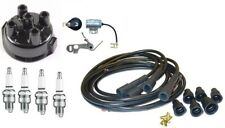 Delco Distributor Tune Up Kit Massey Ferguson MF Tractor USA Copper wires