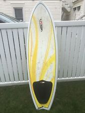 "Surfboard NSP FISH 5'6"" Good Condition"