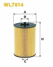 WIX WL7514 OIL FILTER RC1225896P OE QUALITY