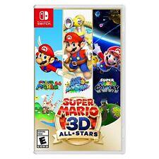 Super Mario 3D All-Stars - Nintendo Switch - Region Free