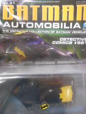 "BATMAN cimeli automobilistici Collection #31 ""DETECTIVE COMICS #591"" (Eaglemoss)"