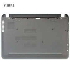 New FOR HP Pavilion 15-ab065tx 15-AB Lower Case Bottom Base Cover Silver
