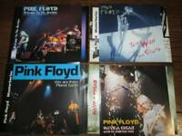Pink Floyd London 1974 1977 1981 Live Performance CD 8 Discs Set Music Rock F/S