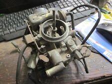 Mazda GLC carburetor, year unknown