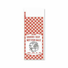 Sausage Maker Ground Beef Bags 1 Lb, Model# 28230