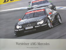 Team Warsteiner AMG Mercedes Benz CLK DTM 2002 #5 Uwe Alzen (GER)