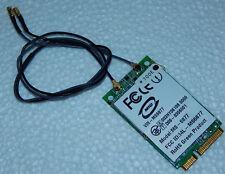 WLAN Karte WIFI Card MS-6877 + Antenna Cable Kabel GERICOM Outdoor Notebook X5