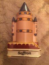 Danbury Mint - Spices of the World - Saffron - Spain's Alcazar Castle