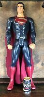 "29928 Large 31"" DC SUPERMAN Universe Man of Steel Action Figure  Jakks Pacific"