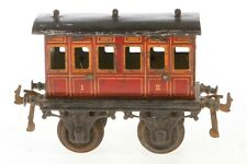AB933 : Early Bing Gauge1 1st & 2nd Class Passenger Coach 1016/1