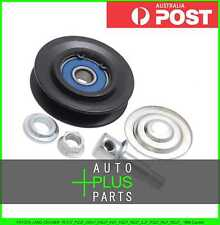 Fits TOYOTA LAND CRUISER 70 1990-Now - Idler Tensioner Drive Belt Bearing Pulley