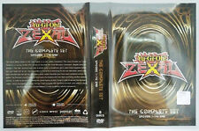 YU-GI-OH! ZEXAL - COMPLETE ANIME TV SERIES DVD BOX SET (1-146 EPS) (ENGLISH DUB)