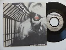 JOHNNY WARMAN  SCREAMING JETS American machines 6000688 Pressage France   RRR