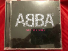 ABBA Number Ones CD (2006) Near Mint BMG Club Copy