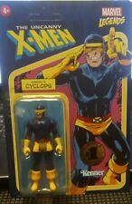 """Marvel Legends Retro - Cyclops The Uncanny X-MEN 3.75"""" Action Figure Unpunched"""