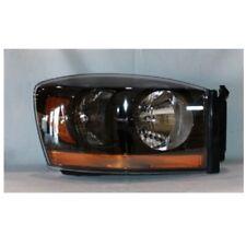 For Dodge Ram 1500 2500 3500 4000 Passenger Right Headlight Assembly TYC