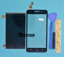 For Huawei Ascend G620S 621 black Touch Screen Digitizer+LCD Display Replacement