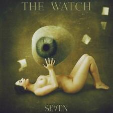 THE WATCH - SEVEN SEALED DIGIPAK 2017 NEO ITALIAN  GENESIS STYLE PROG