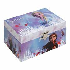 Disney Frozen 2 Musical Caja de Joyería - Elsa Anna Olaf Recuerdo