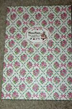 Rare Vintage Sanrio Lined Writing Tablet ~ New