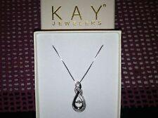 Kay Jewelers Natural Fine Diamond Necklaces Pendants Ebay