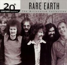 RARE EARTH - 20TH CENTURY MASTERS: THE MILLENNIUM COLLECTION: BEST OF RARE EARTH