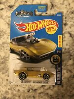 Hot Wheels '68 Corvette Gas Monkey Garage HW Screen Time #99/365 - 3/10