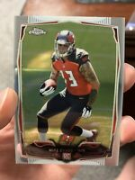 2014 Mike Evans Topps Chrome Rookie #185 Tampa Bay Buccaneers