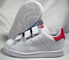 adidas Boys' Leather Athletic Shoes for Babies