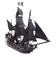 Building Blocks Pirates Of The Caribbean Black Pearl Custom lego
