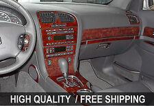 Fits Chevrolet Equinox 05-06 INTERIOR WOOD GRAIN DASHBOARD DASH KIT TRIM PARTS T