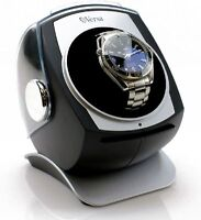 Versa Single Watch Winder - Black - 3 Settings Bi-directional 650 to 1050 TPD