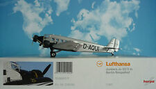 Herpa Wings 1:160 Junkers Ju 52/3 Lufthansa Berlin-Tempelhof D Aquí 019040