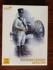 HAT Industries 1/72 Austrian Cavalry Artillery w/2 Figures X 3 # 8226  BRAND NEW