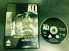 MUHAMMAD ALI THROUGH THE EYES OF THE WORLD DVD BOXING