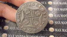 PORTOGALLO 400 REIS SILVER  1820  C. PORTOGALLO-28
