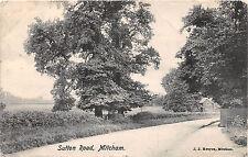 Mitchum London Uk Sutton Road J J Kenyon Postcard 1904