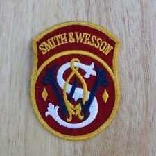 Smith & Wesson Firearms Patch, S&W Handgun Pistol Rifle