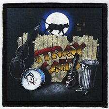 STRAY CATS PATCH / SPEED-THRASH-BLACK-DEATH METAL